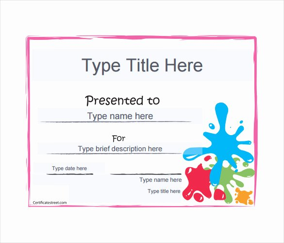 Plaque Templates Free Download Inspirational 12 Blank Gift Certificate Templates – Free Sample
