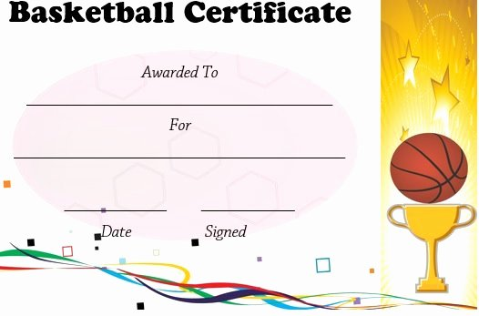 Player Of the Game Certificate Inspirational 30 Player the Game Certificates