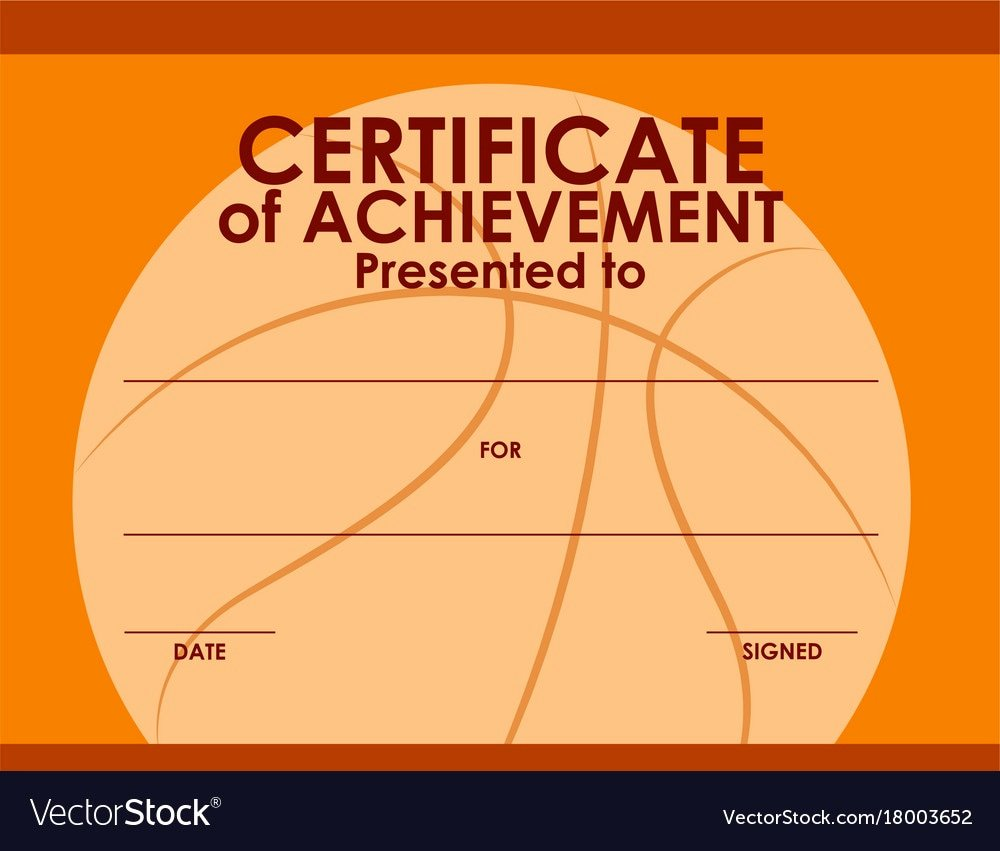Player Of the Game Certificates Beautiful 12 Basketball Awards Certificates Pdf