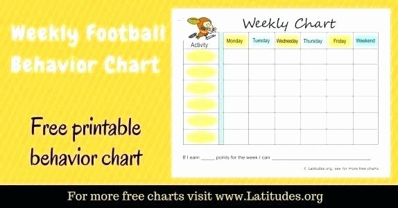 Player Of the Week Template Best Of Monthly Chart Template – Jsondb