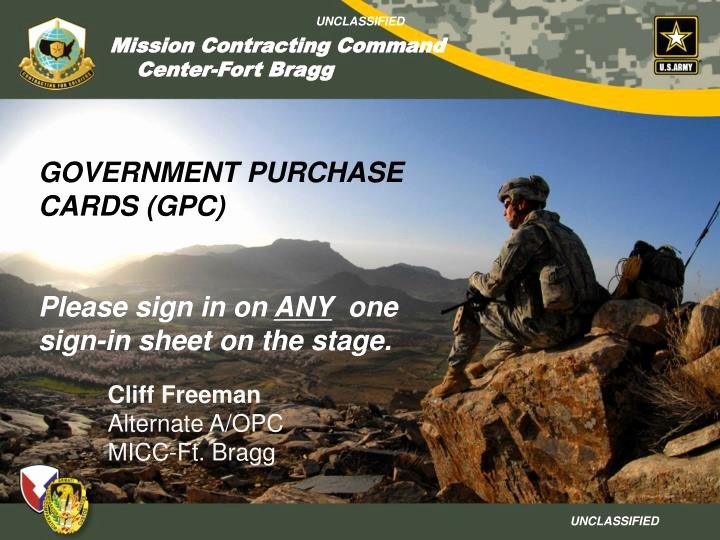 Please Sign In Sheet Best Of Ppt Government Purchase Cards Gpc Please Sign In On