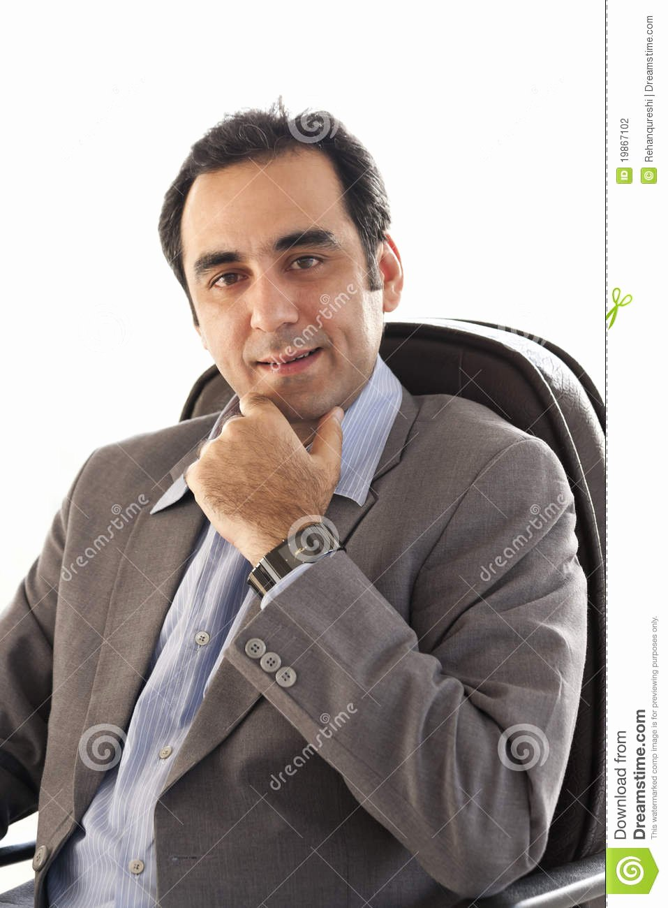 Portrait Of An Achiever Poster Beautiful Portrait A Mature Businessman Stock Image Of