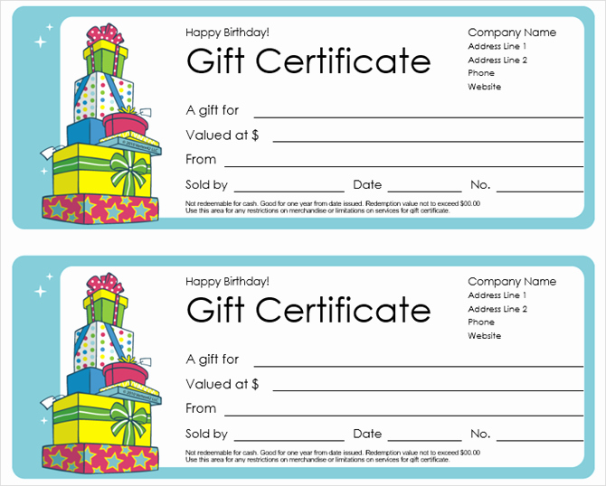Powerpoint Gift Certificate Template Best Of Get A Free Gift Certificate Template for Microsoft Fice