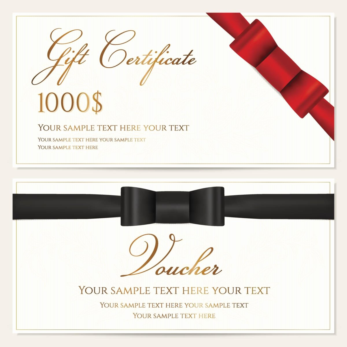Powerpoint Gift Certificate Template Elegant Sample Wordings for Gift Certificates You Ll Want to Copy now