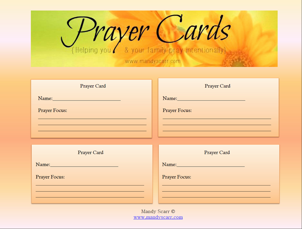 Prayer Request Cards Free Printables Awesome 8 Best Of Free Printable Memorial Prayer Cards