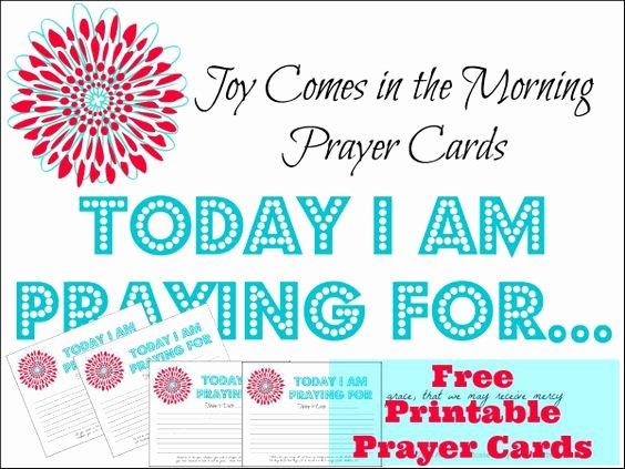 Prayer Request Cards Pdf Fresh Prayer Cards Prayer and Free Printable On Pinterest