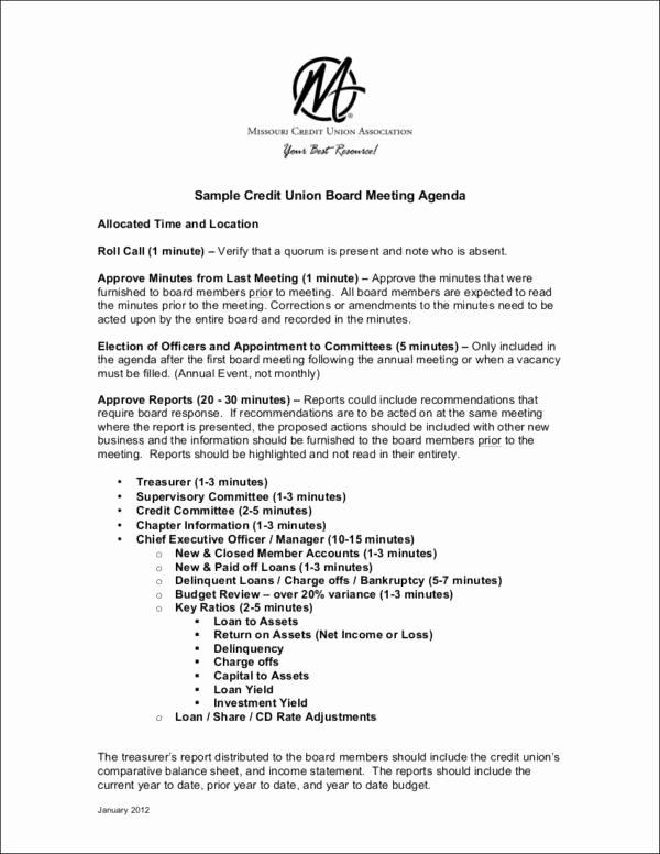 Pre Construction Meeting Agenda Template Lovely Business Agendas for Small and Medium Enterprises 10