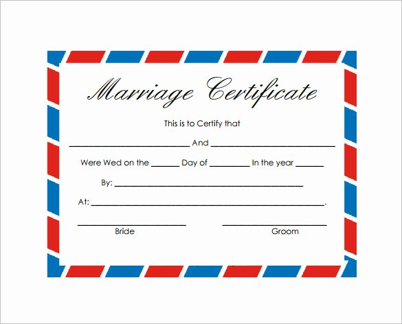 Pre Marriage Counseling Certificate Template Beautiful Bride Groom Resume format