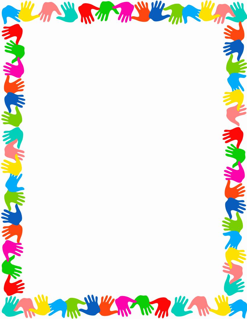 Preschool Borders for Word Luxury Taco Clipart 40 Cliparts