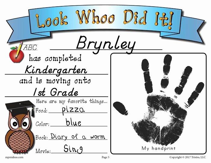 Preschool Certificate Template Free New Free Printable Graduation Certificates 2 Unique Designs