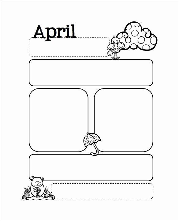 Preschool Newsletter Template Free New 13 Printable Preschool Newsletter Templates Free Word