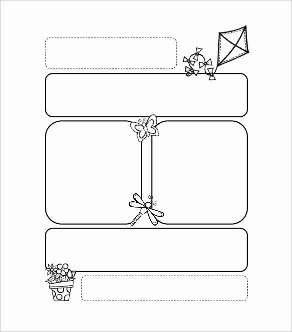Preschool Newsletter Template Free Unique 13 Printable Preschool Newsletter Templates Free Word