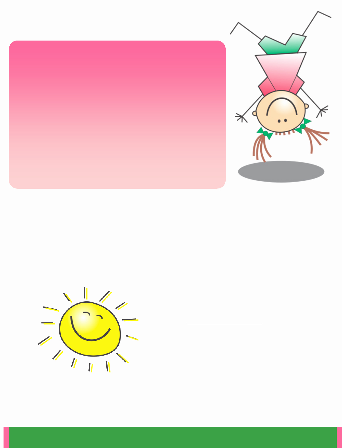 Preschool Newsletter Template Word Fresh Download Kids Preschool Newsletter Template Word format