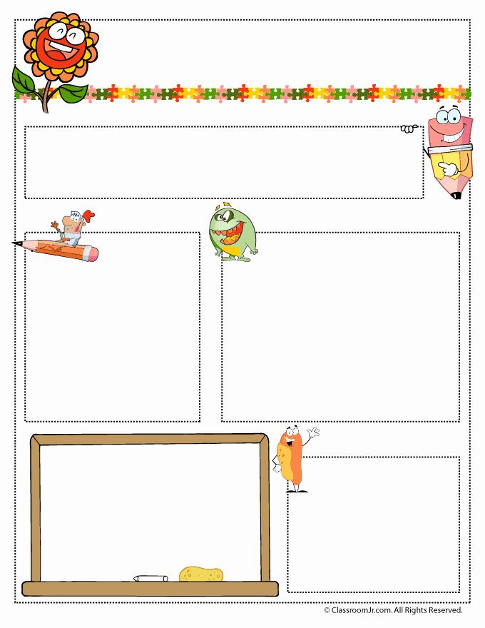 Preschool Newsletter Templates Free Awesome May Teacher Newsletter Template
