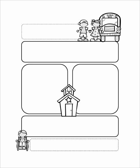 Preschool Newsletter Templates Free Luxury Preschool Newsletter Template