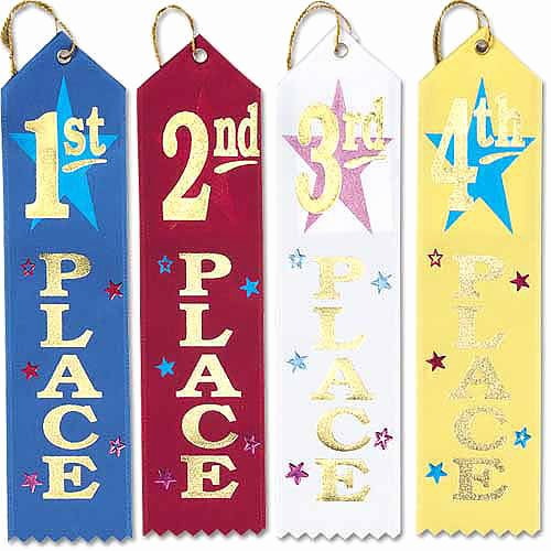 Printable 1st 2nd 3rd Place Ribbons New 8 Best Of Printable Prize Ribbons Award Ribbon