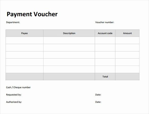 sample payment coupon