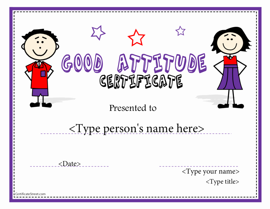Printable Perfect attendance Certificate Best Of 2019 Certificate Of attendance Fillable Printable Pdf