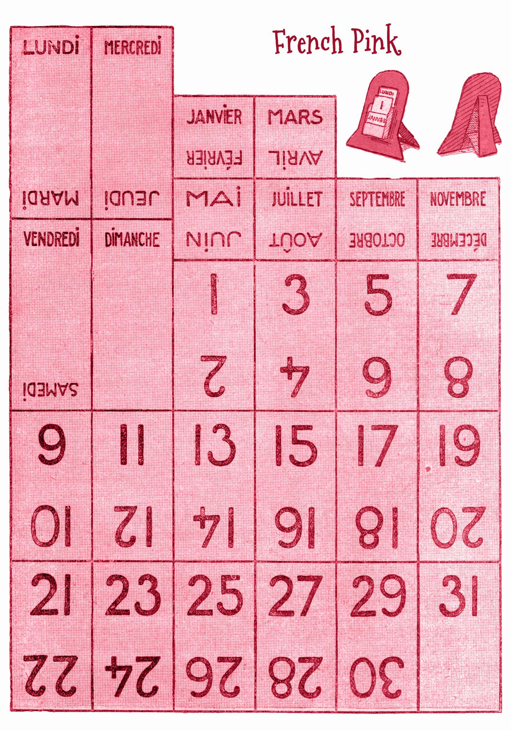 Printable Perpetual Calendar Chart Unique Vintage Perpetual Calendar – Free Printable – Wings Of Whimsy