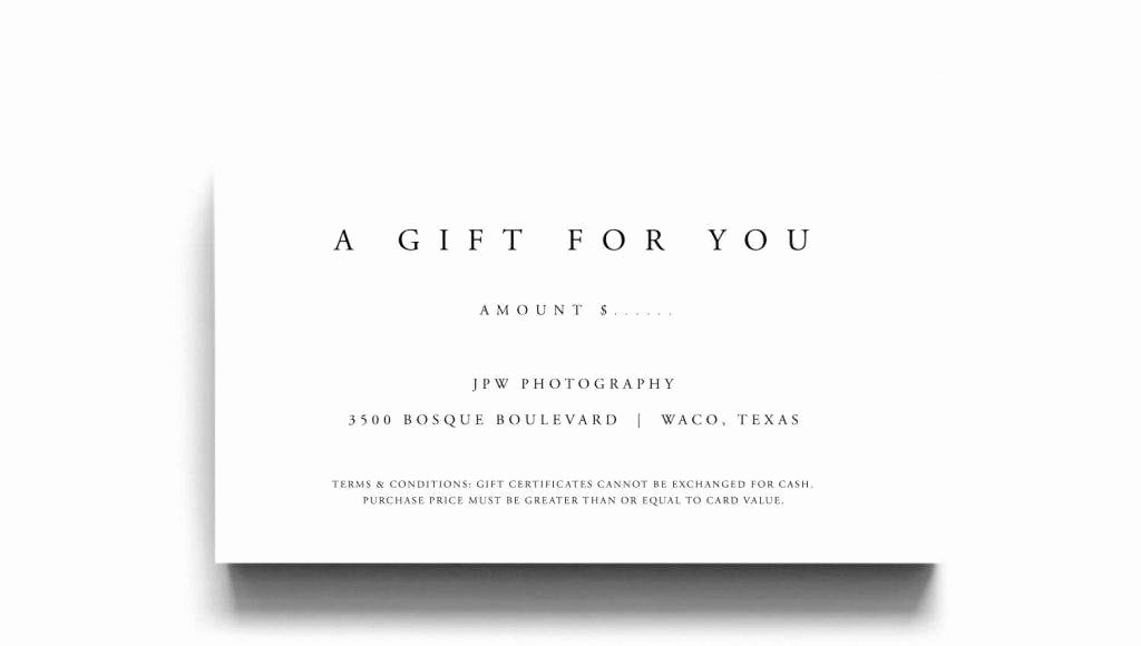 Printable Photography Gift Certificate Template Unique 36 Voucher Designs and Examples – Psd Al Word
