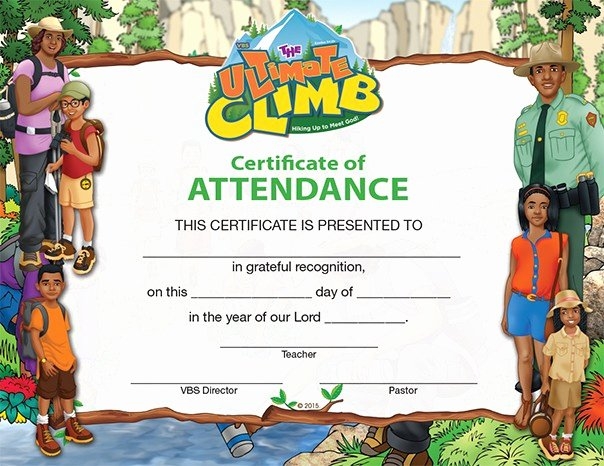 Printable Vacation Bible School Certificates Fresh Series 2 Baptists and the Christian Faith for High