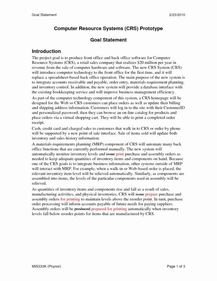 Professional Goals Statements Luxury Graduate School Spreadsheet Spreadsheet Downloa