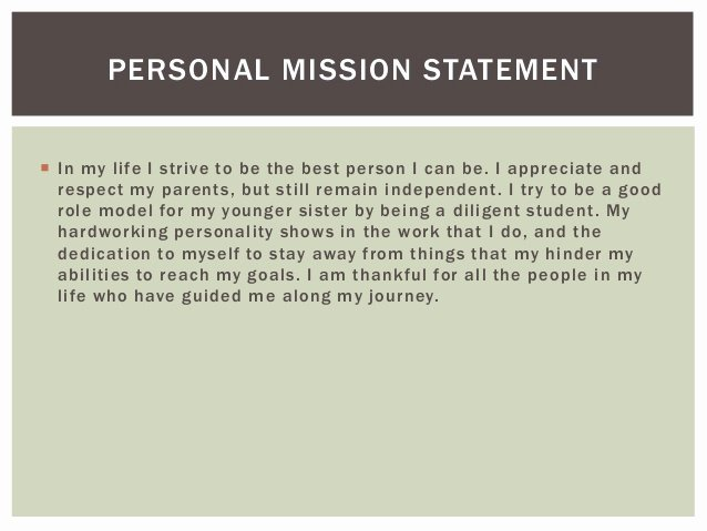 Professional Mission Statement Examples Beautiful Career Portfolio Karley Constantineau