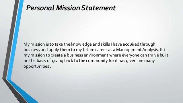 Professional Mission Statements Awesome Leontae Caldwell Career Portfolio