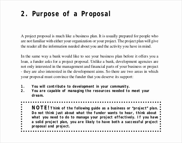 Project Proposal Outline Sample Inspirational 49 Project Proposal Templates Doc Pdf