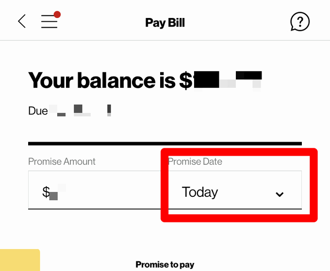 Promise to Pay Unique How to Make A Promise to Pay Your Verizon Wireless Bill On