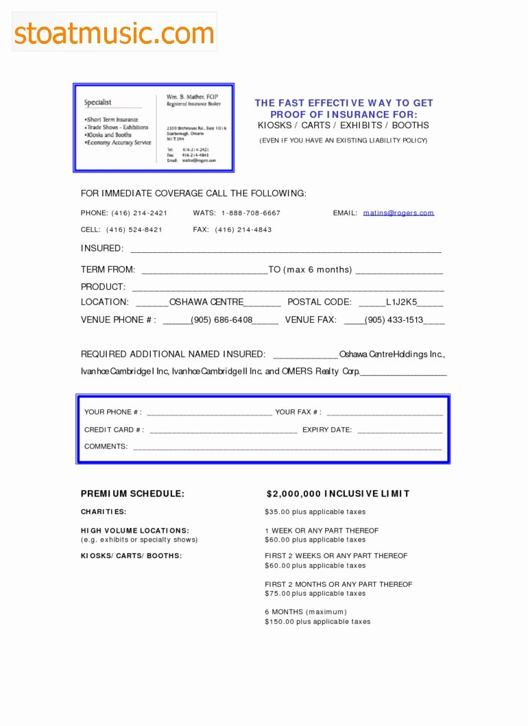 Proof Of Auto Insurance Template Awesome Proof Car Insurance Letter Template 1 700×989