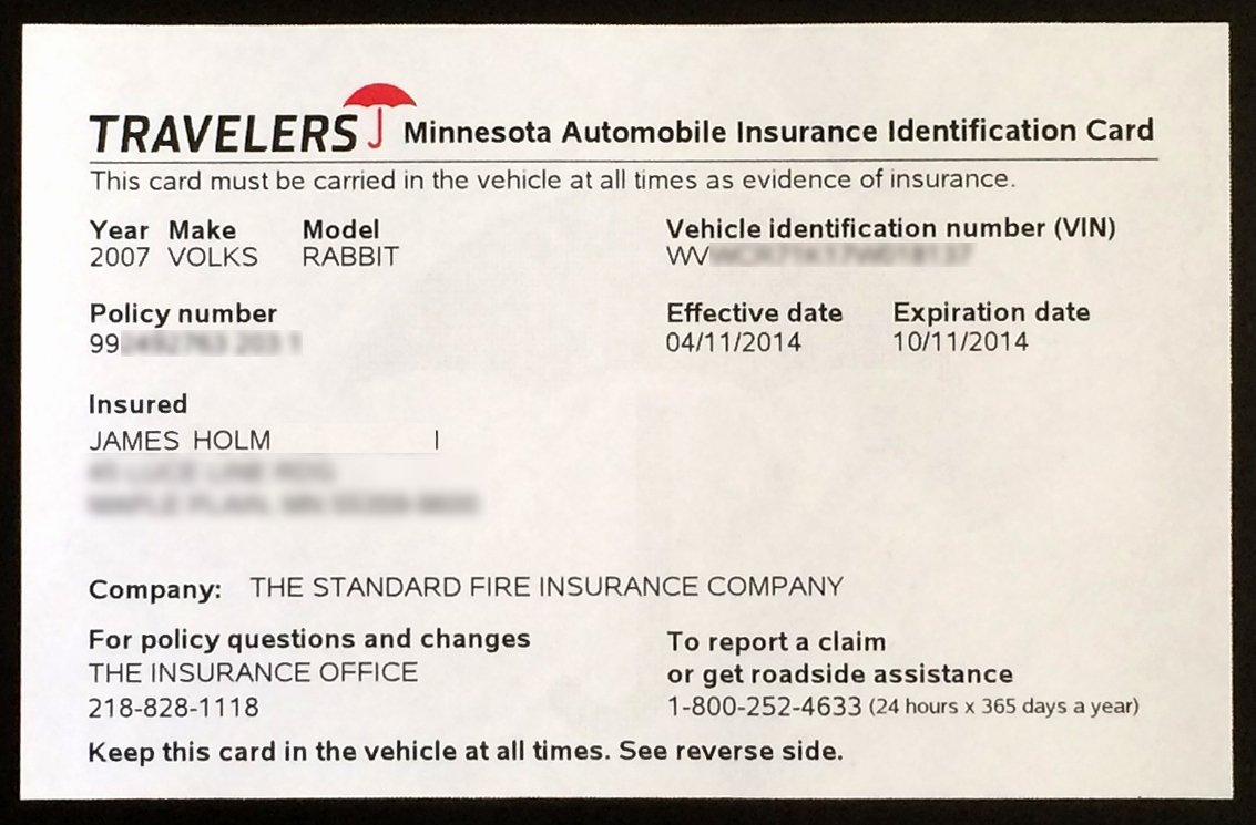 Proof Of Auto Insurance Template Luxury Dairyland Auto Insurance Card