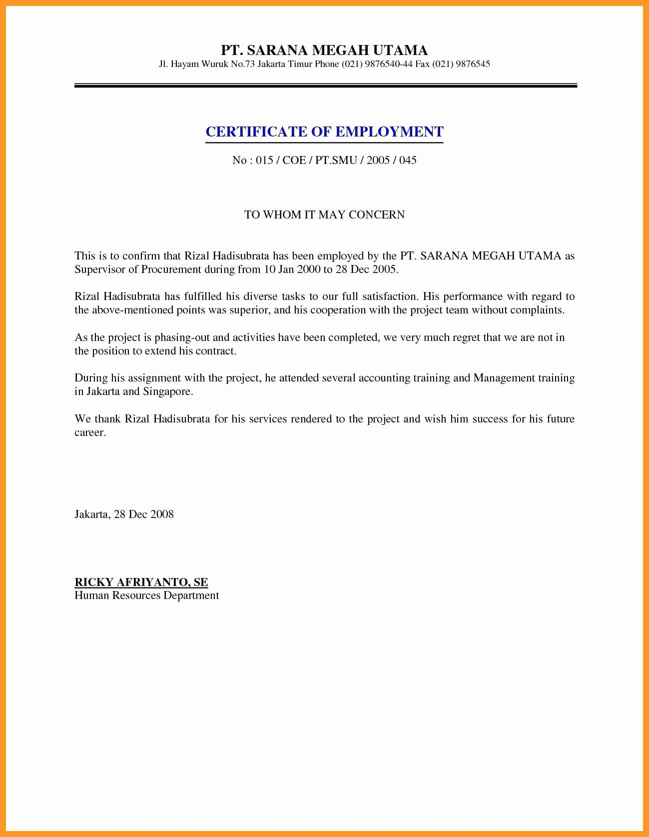 Proof Of Unemployment Letter Sample Awesome 12 13 Proof Unemployment Letter Sample