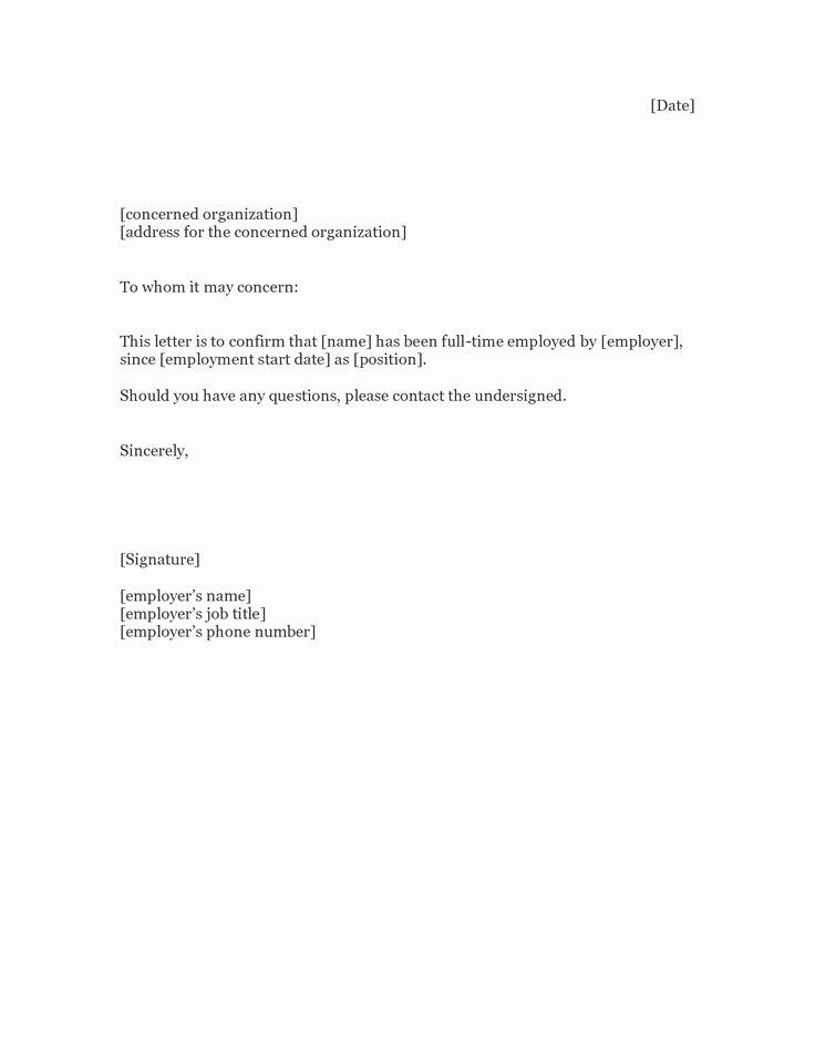 Proof Of Unemployment Letter Sample Unique 1000 Images About Sample Employment Letters On Pinterest