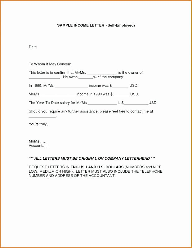 Proof Of Unemployment Letter Template Luxury 12 13 Proof Unemployment Letter Sample