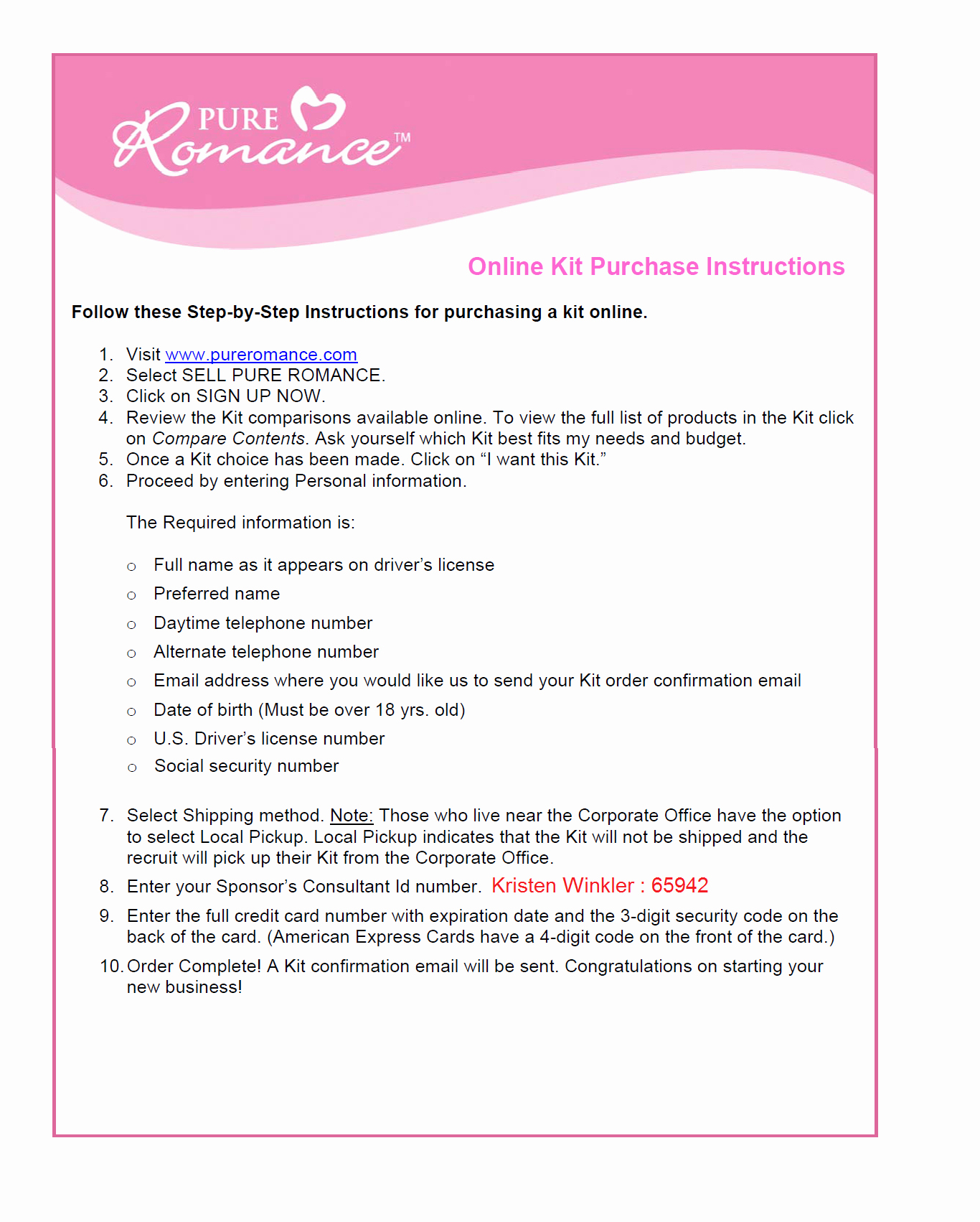 Pure Romance Gift Certificate Template Luxury 28 Of Pure Romance Coupon Template