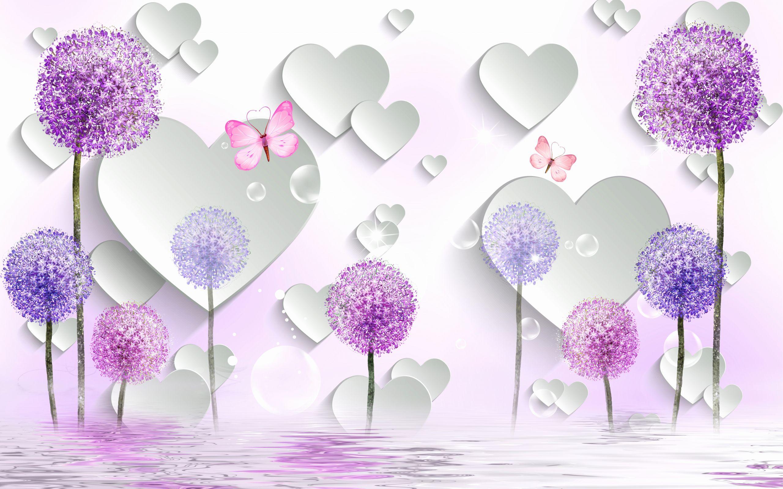 Purple Heart Certificate Template Beautiful Dandelion Background S Dandelion Background Vectors