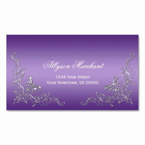 Purple Heart Certificate Template Best Of 1000 Images About Amethyst Business Cards Ideas On