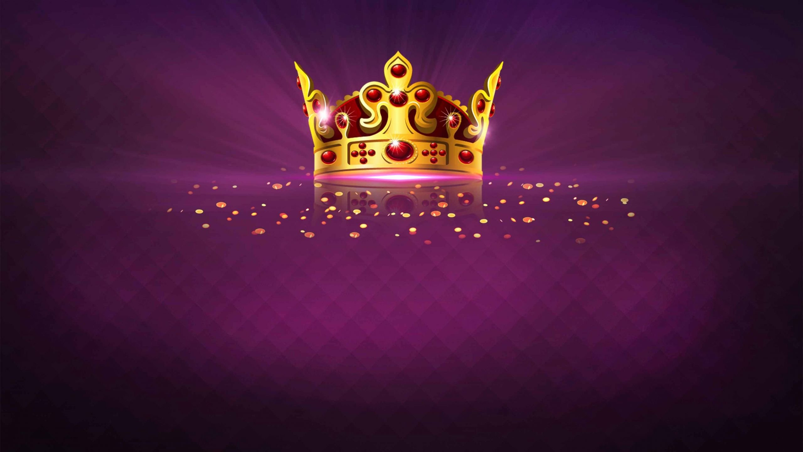 Purple Heart Certificate Template Inspirational Crown Coronation Purple Poster Background Material Purple