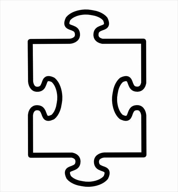 Puzzle Pieces Template Pdf Luxury Puzzle Piece Template 19 Free Psd Png Pdf formats