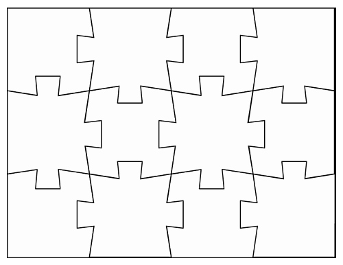 Puzzle Pieces Template Pdf New Free Blank Puzzle Pieces Download Free Clip Art Free