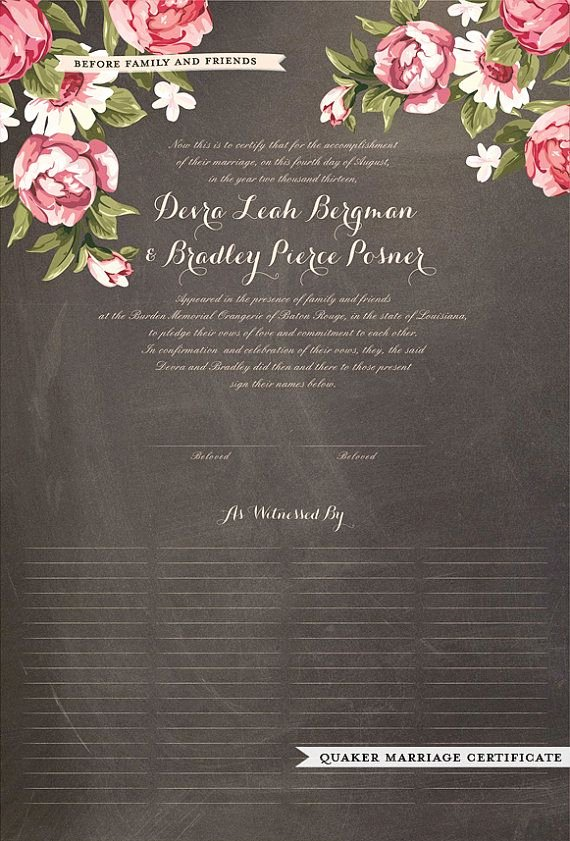 Quaker Wedding Certificate Template Best Of 15 Best Certificate Of Appreciation Template Psd Ai Pdf