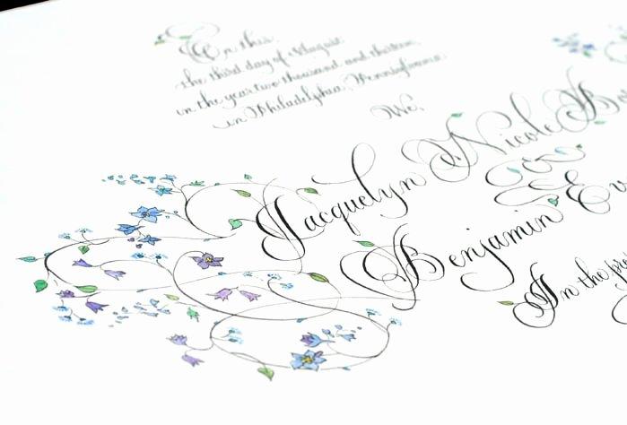 Quaker Wedding Certificate Template Luxury 115 Best Wedding Certificates Images On Pinterest