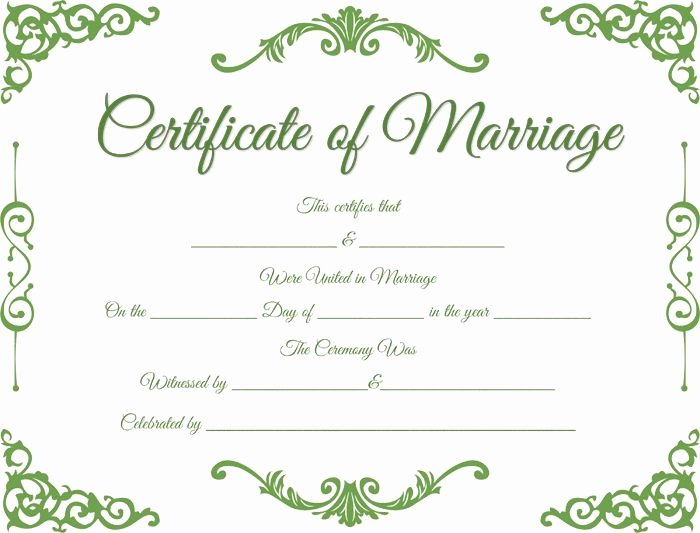 Quaker Wedding Certificate Template New De 25 Bedste Idéer Inden for Marriage Certificate På