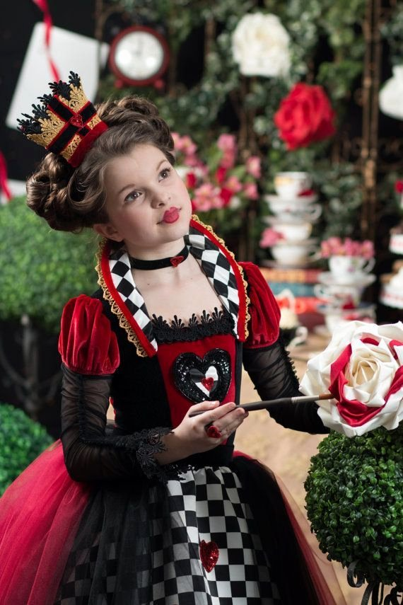Queen Of Hearts Costume Pinterest Awesome In Wonderland Queen