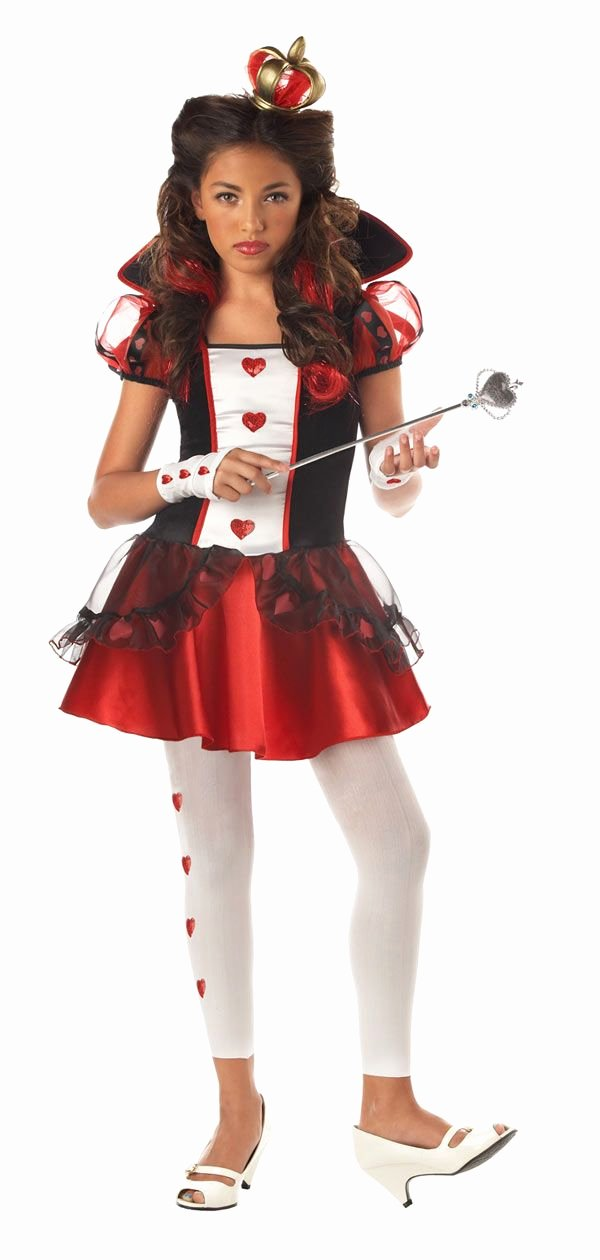 Queen Of Hearts Costume Pinterest Awesome Queen Of Hearts Costume Pretty Costumes