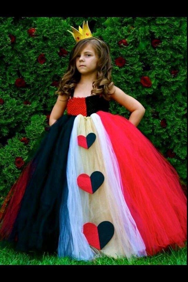 Queen Of Hearts Costume Pinterest Fresh Diy Queen Of Hearts Costume Kids Google Search