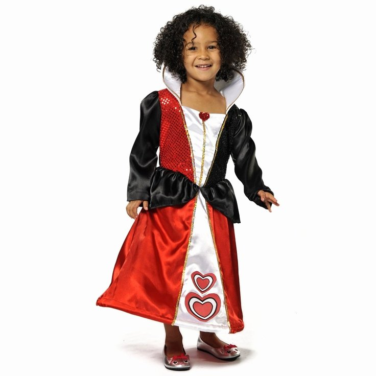 Queen Of Hearts Costume Pinterest Lovely 1000 Images About Queen Of Hearts Kids Costume On Pinterest
