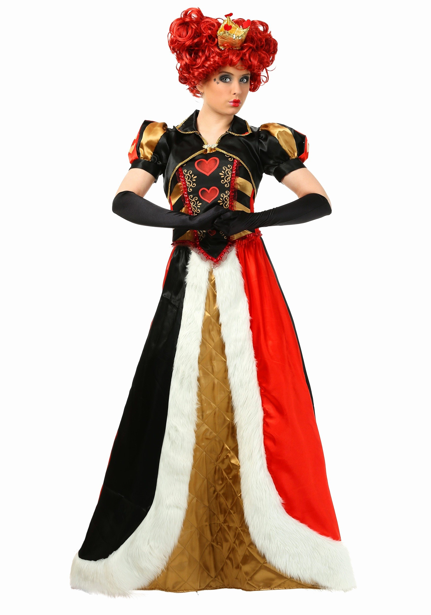 Queen Of Hearts Costume Pinterest Unique Elite Queen Of Hearts Costume