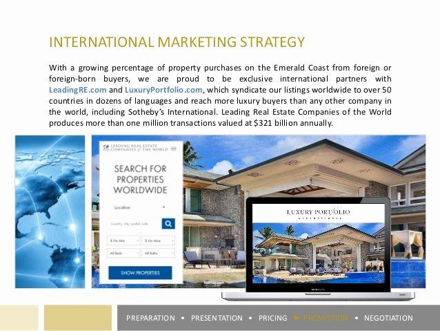 Real Estate Listing Marketing Plan Fresh Luxury Real Estate Listing Presentation